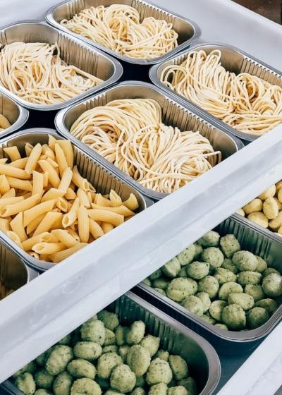 Alles over de verschillende soorten pasta op een rij