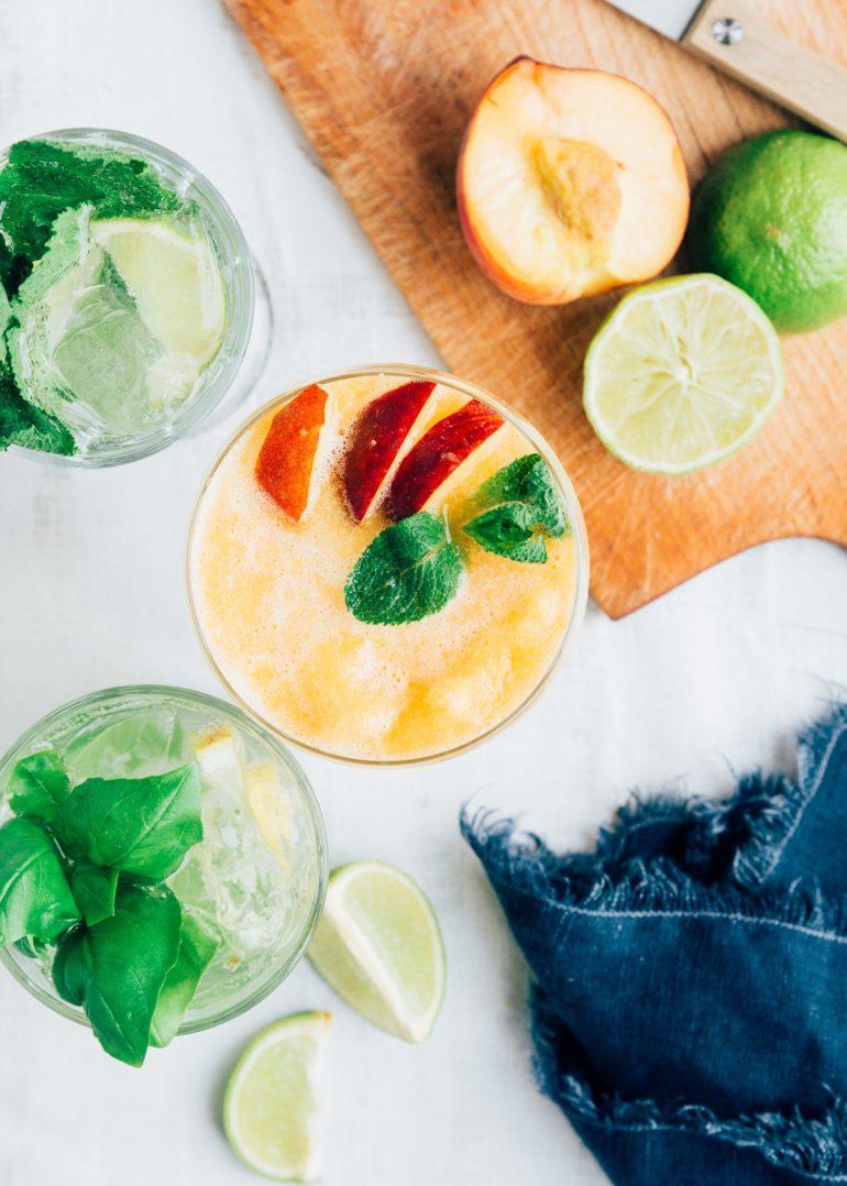 3 x makkelijke alcoholvrije cocktails