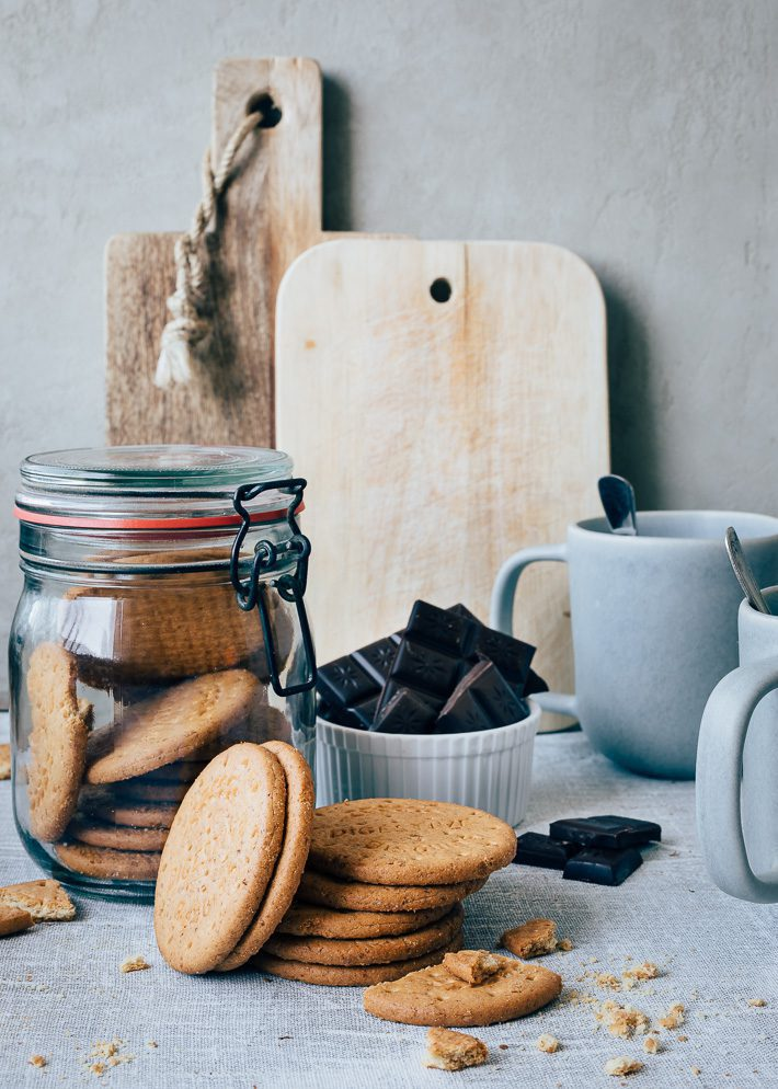 Chocolademousse blokjes