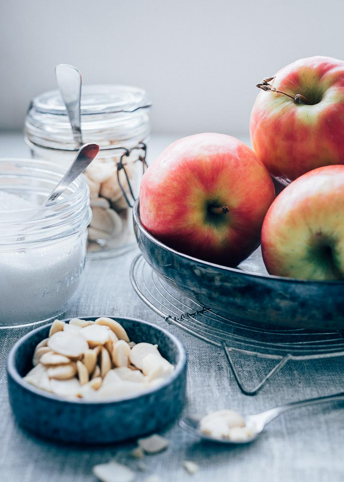 Franse appeltaart met frangipane