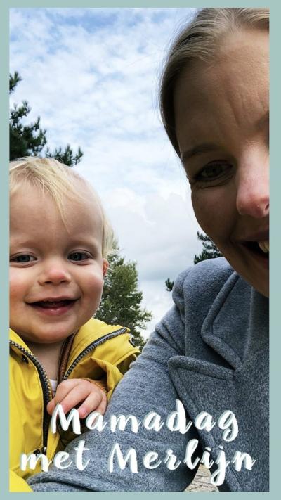 Vlog #56: Mamadag met Merlijn