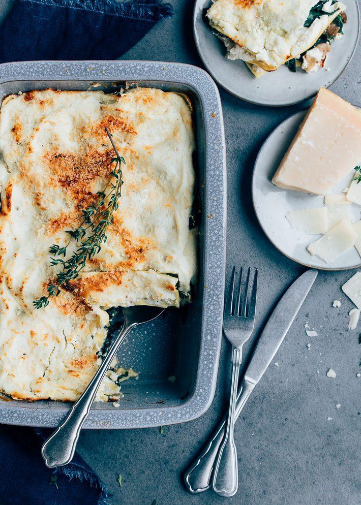 7 x vegetarische pasta recepten