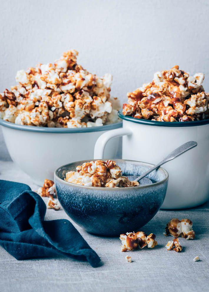 Popcorn met bacon