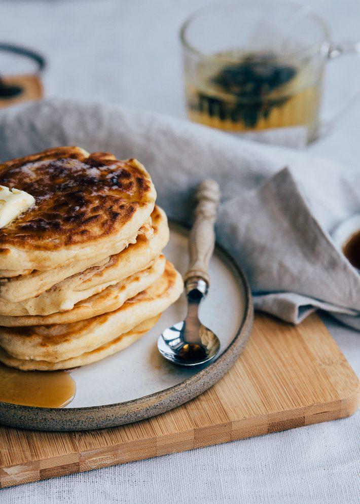 American Pancakes 4 4 Uit Pauline S Keuken