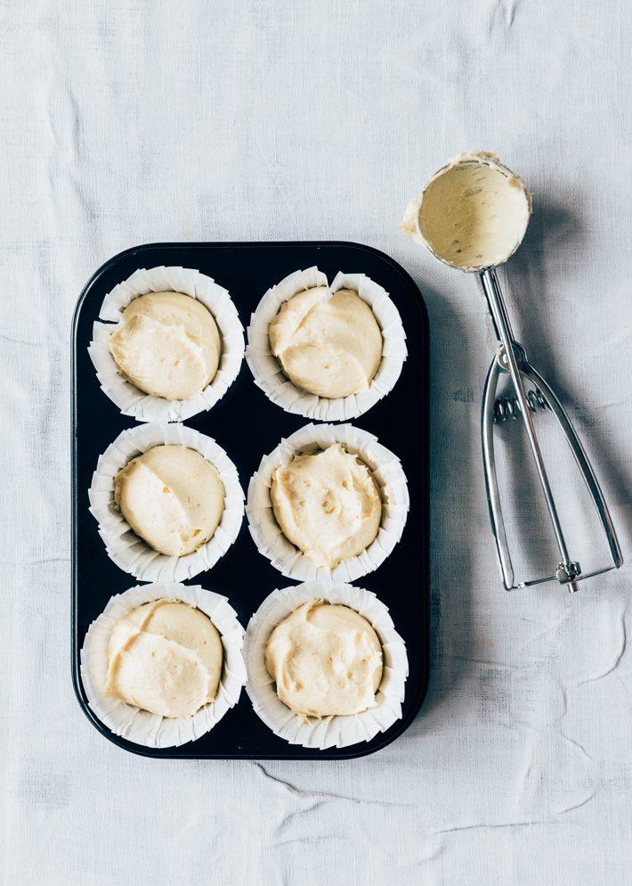 Basisrecept Voor Cupcakes Uit Pauline S Keuken