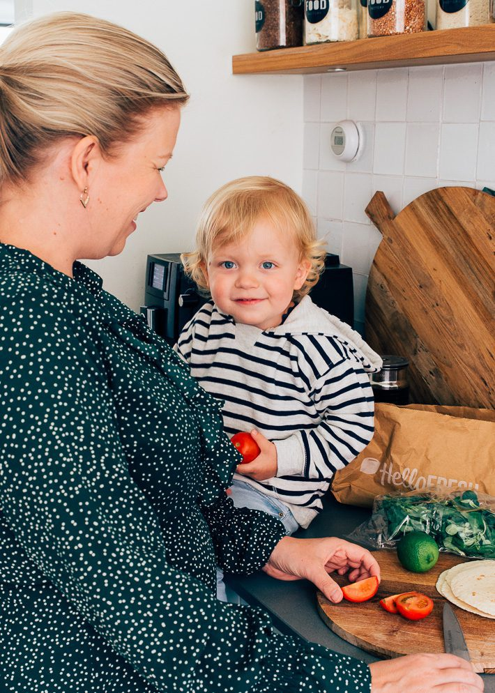 Gezond Koken Met Een Baby Uit Pauline S Keuken