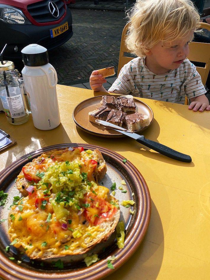 Pauline's week: in quarantaine