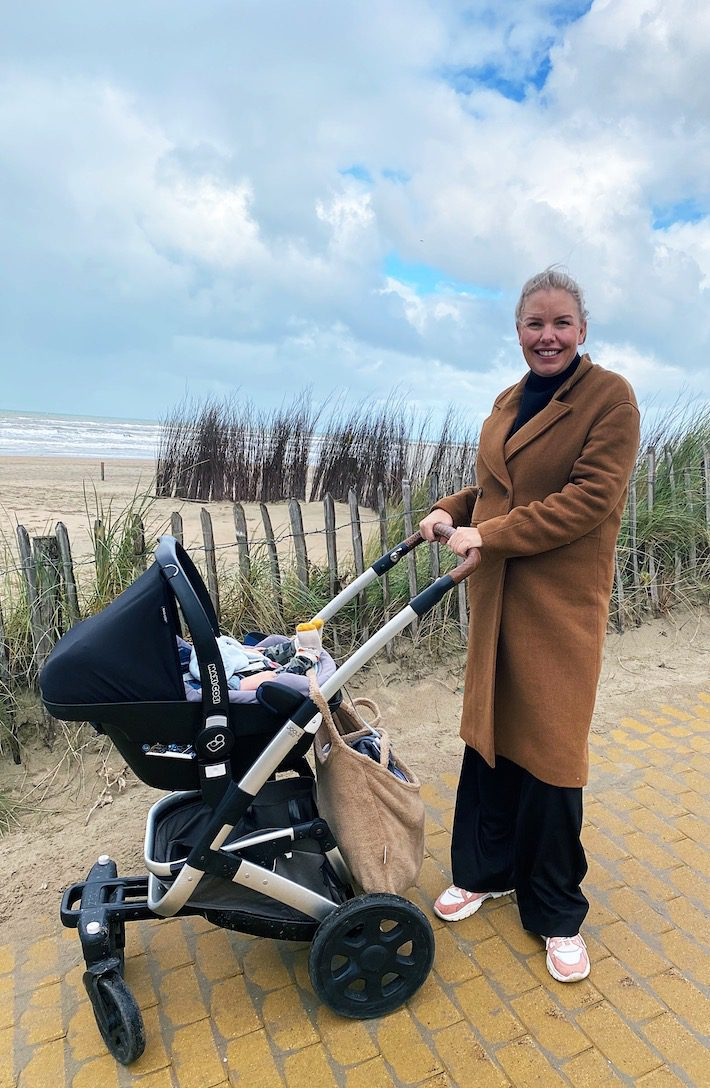 Pauline's week: Merlijn jarig & Nieuwe wenkbrauwen