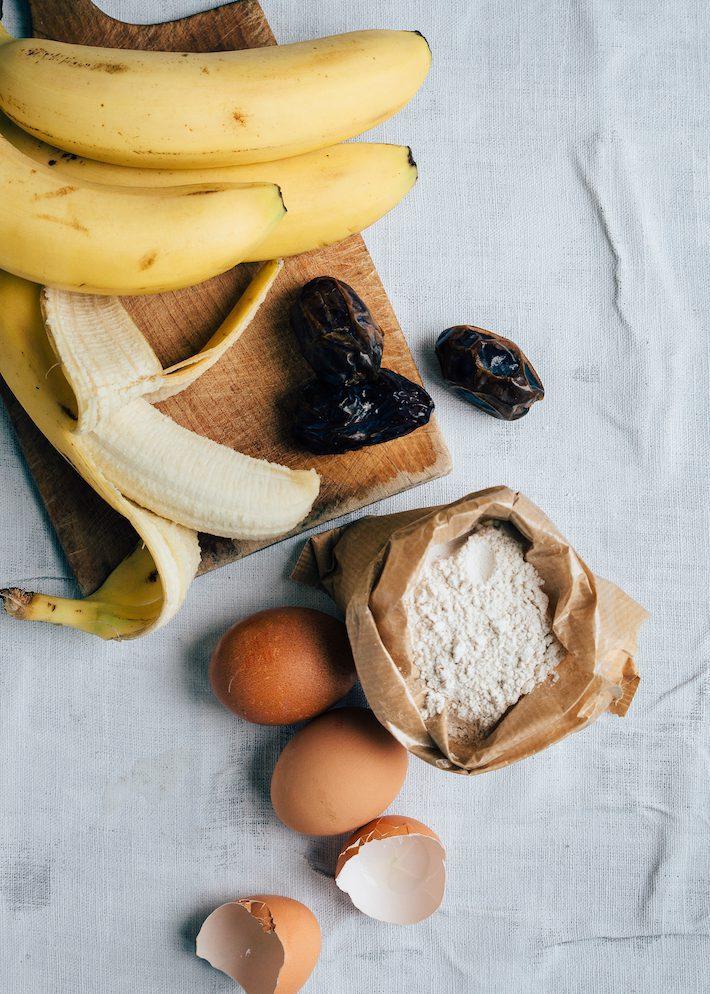 Bananenbrood met noten