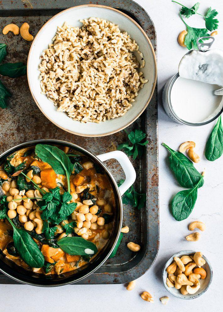 Curry recepten