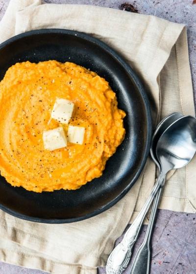 Zoete aardappelpuree - Basisrecept
