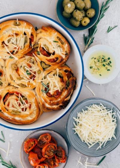 Italiaanse broodjes