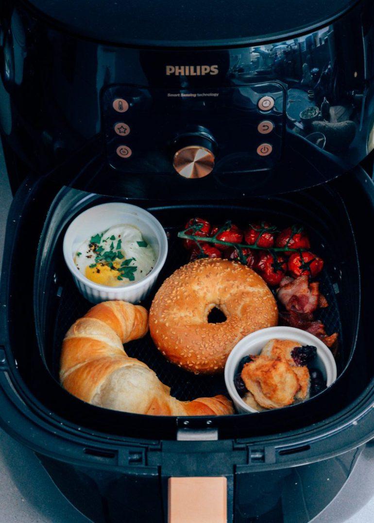 Ontbijt uit de Airfryer