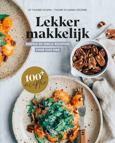 Big news! Bestel nu ons nieuwe kookboek